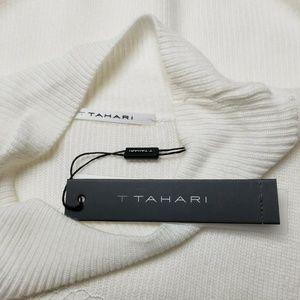 Tahari Sweaters - NWT Tahari Yolana Sleeveless Mock-Neck Sweater